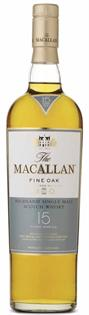 Macallan Scotch Single Malt 15 Year 750ml